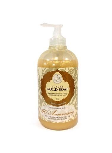 Nestidante Luxury Gold Sıvı Sabun 500 ml Renksiz